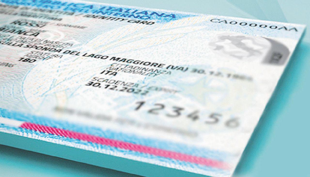 Carta d\'identità elettronica (C.I.E.) | Città di Formia