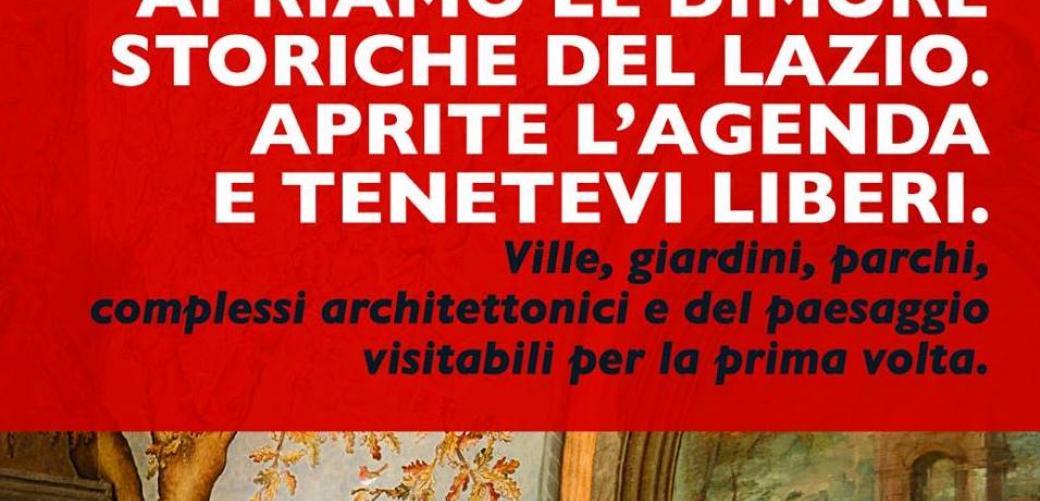 Dimore storiche 21 ottobre Formia