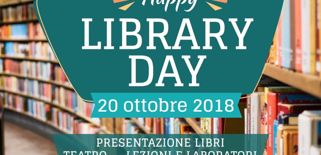 Library day - 20 ottobre 2018