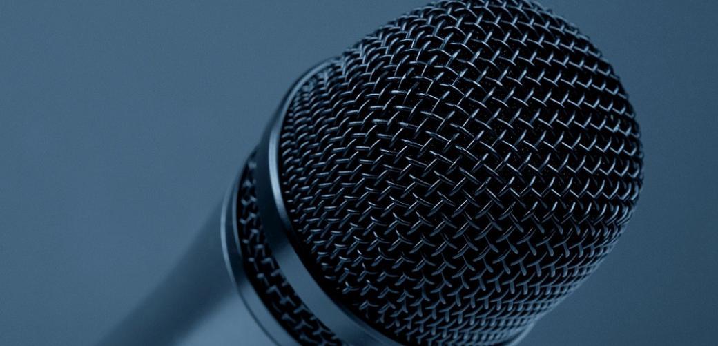 Microfono eventi - richiesta patrocinio