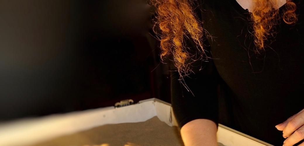 Saracini - sand artist formia 29 dicembre