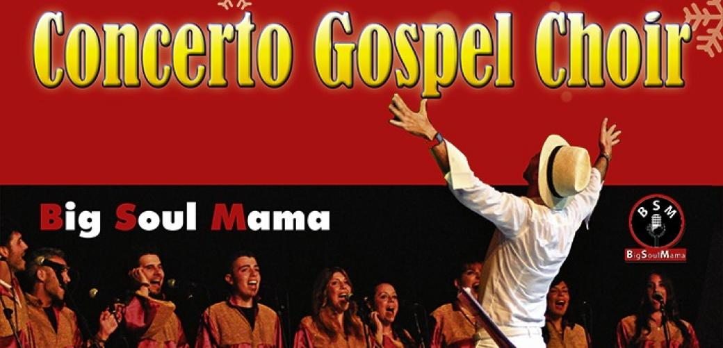 "Concerto Gospel Choir ""BIG SOUL MAMA"""