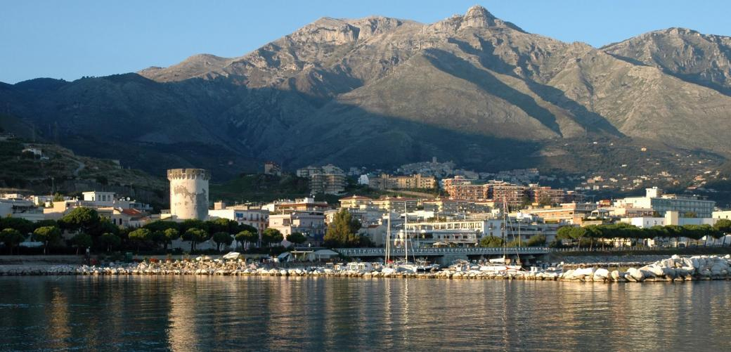 Formia panorama mare