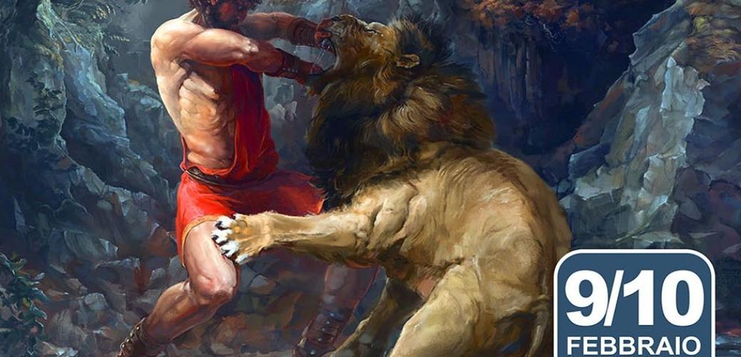 HERCULES - Il Destino di un Eroe Formia