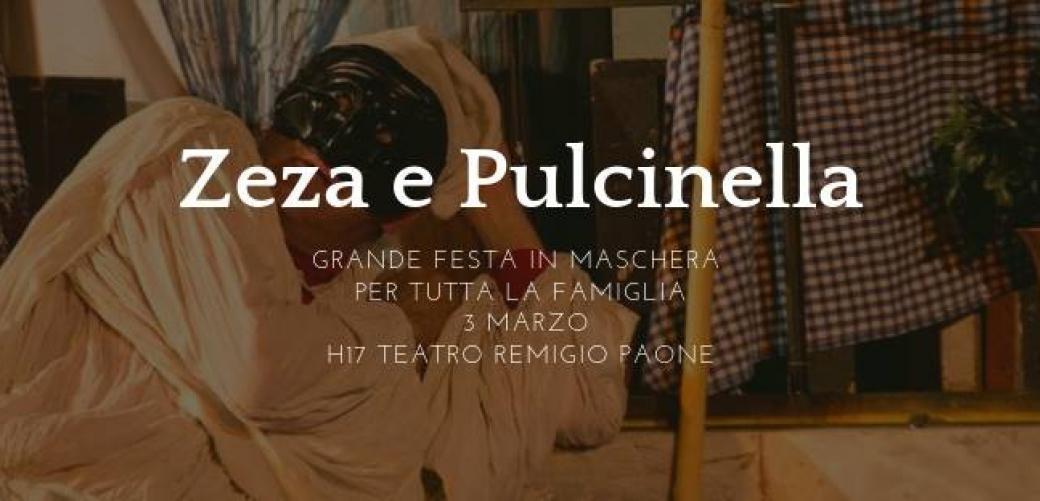 Famiglie a teatro - Zeza e Pulcinella