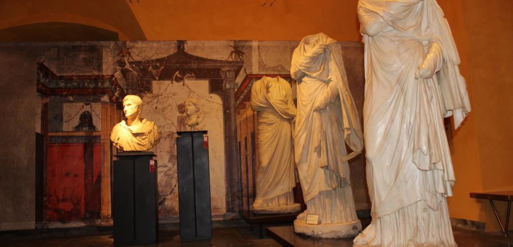 Incontro per valorizzazione del patrimonio archeologico culturale della città di Formia