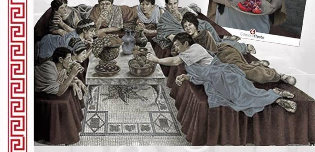 A tavola con gli antichi romani