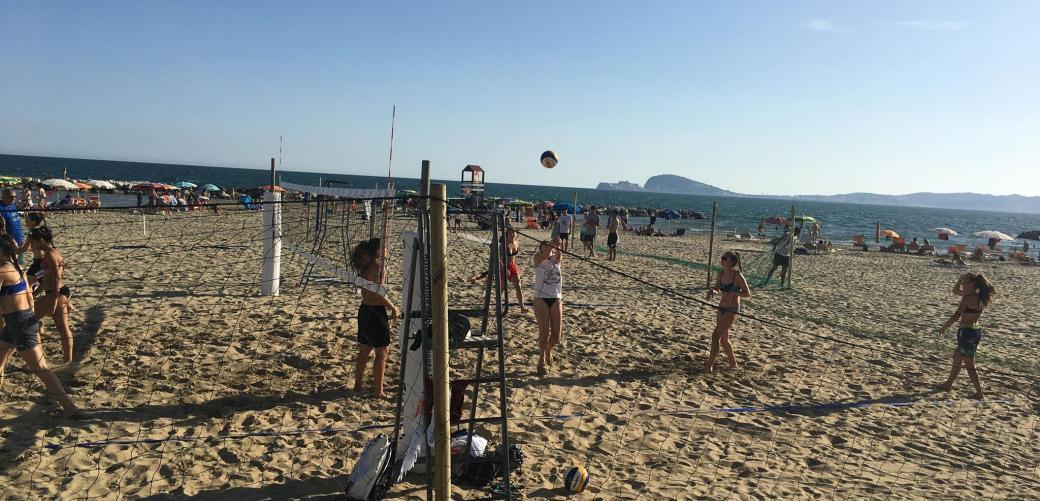 Beach Volley: oggi allo Spiaggione, sul litorale di Gianola, la tappa del campionato italiano under19 femminile
