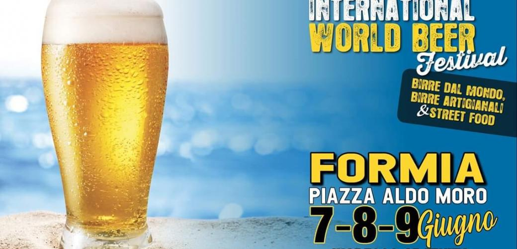 International World Beer Festival Formia