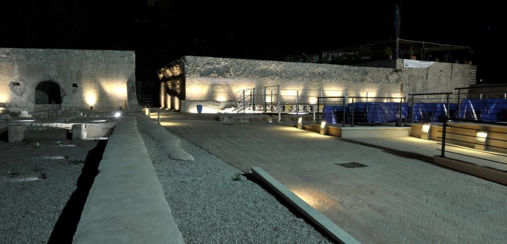 Napoli, Musica e Parole: la serata all'area archeologica del Caposele