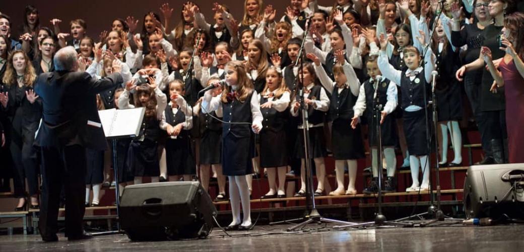 Concerto dei Piccoli Cantori di San Francesco di Ferrara