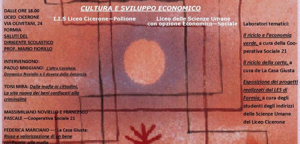 Notte nazionale dei Licei Economico-Sociali
