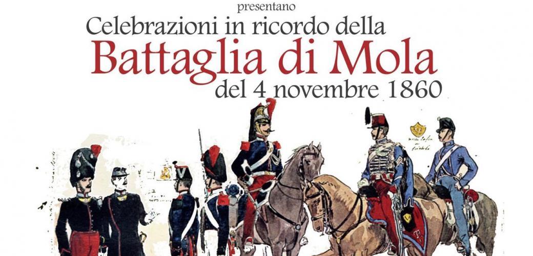 Celebrazioni in ricordo della Battaglia di Mola del 4 novembre 1860