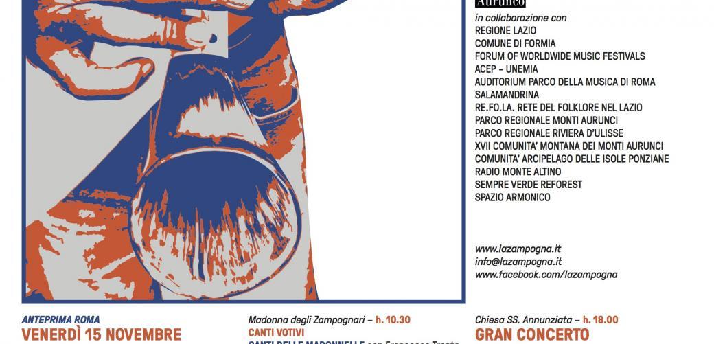 Festival La Zampogna | XXVI Edizione