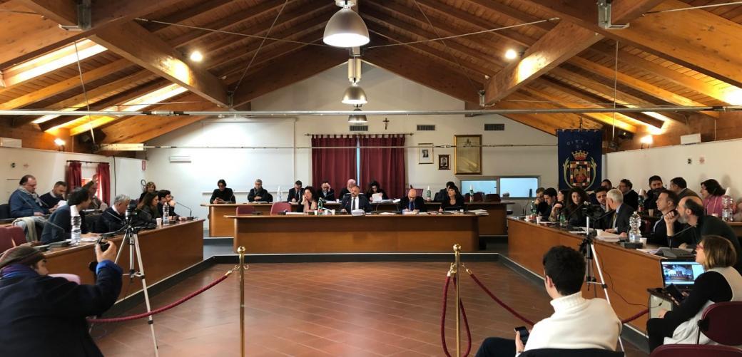Consiglio comunale lunedì 30 dicembre alle ore 15:30