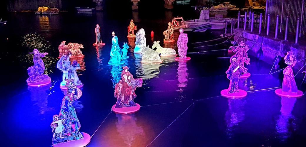 Si aprono ufficialmente il 7 dicembre i festeggiamenti natalizi nella città di Formia.