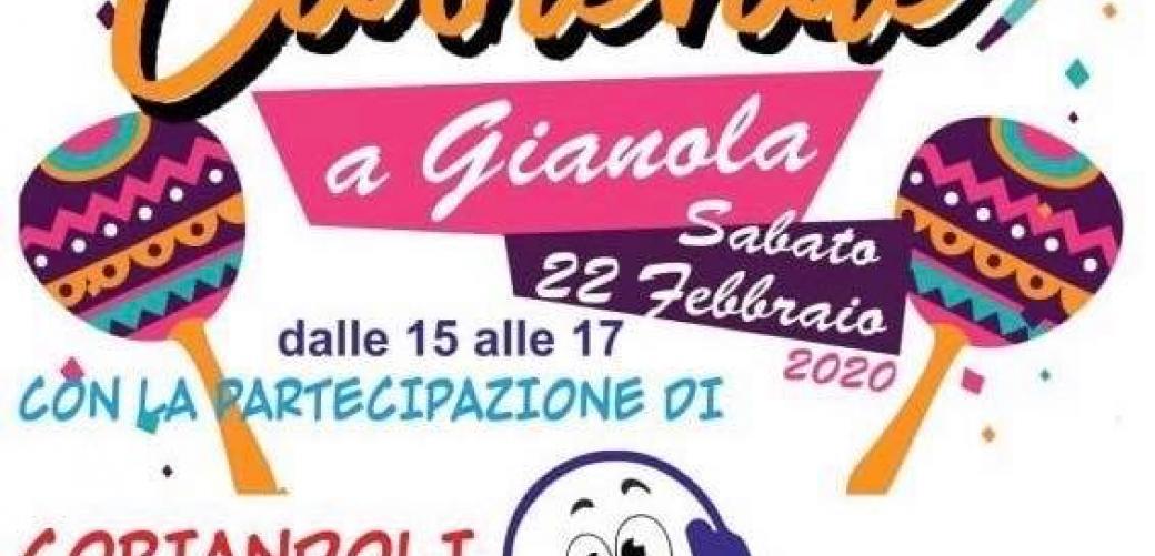 Carnevale a Gianola