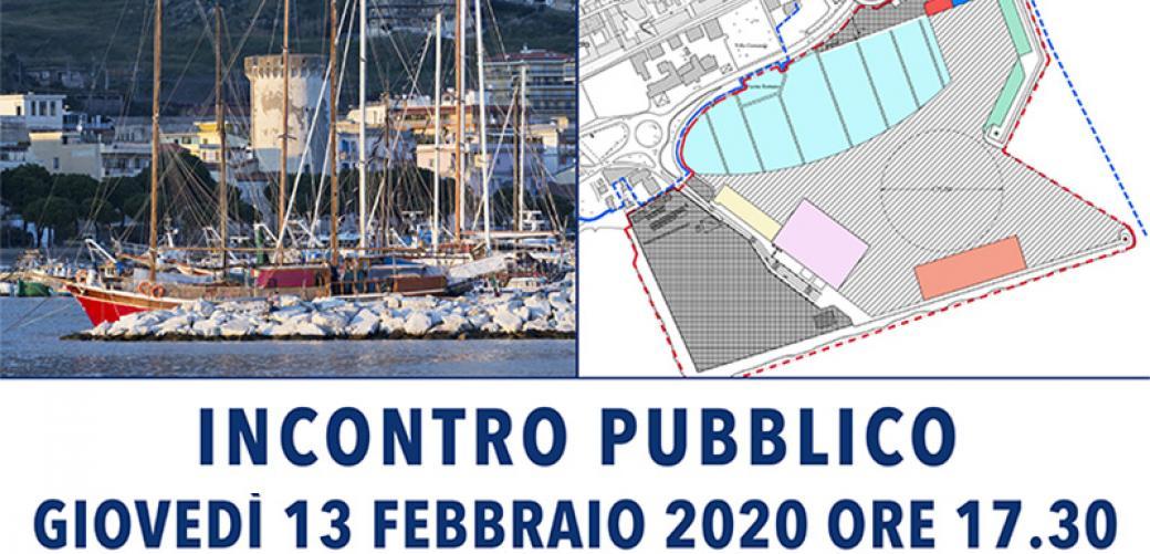 Piano Regolatore Regionale Portuale della città: incontro pubblico per l'illustrazione delle proposte delle linee di indirizzo