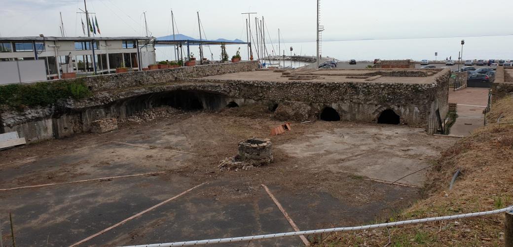L'area archeologica di Caposele di Formia sarà scenario questo fine settimana per le giornate europee dell'archeologia