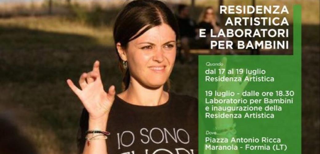Vivi Parchi del Lazio, nel borgo di Maranola il laboratorio per bambini