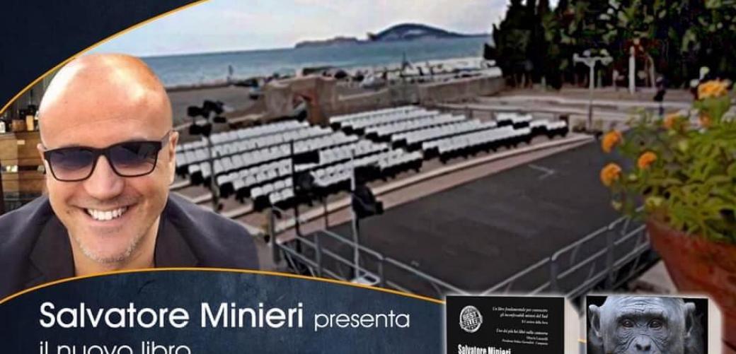 Salvatore Minieri presenta a Formia il nuovo libro