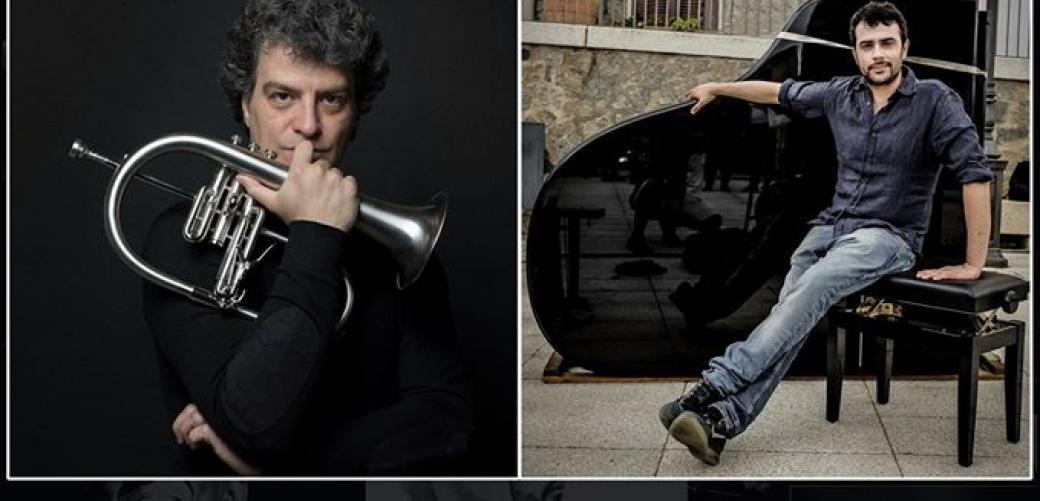 All'Arena Caposele il Concerto del Duo strumentale Giovanni Guidi & Luca Aquino