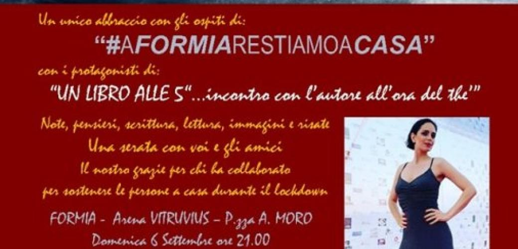 All'Arena Vitruvius Gran Galà spettacolo a cura della Pro Loco Città di Formia