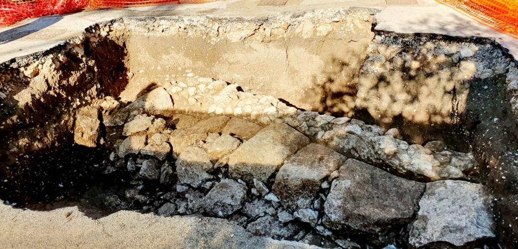 Soprintendenza, comune di Formia e Eni oggi il primo sopralluogo per ritrovamenti archeologici presso il distributore di Via Emanuele Filiberto