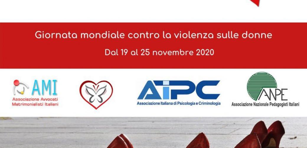 Il 25 novembre la giornata mondiale contro la violenza sulle donne: il calendario di iniziative nel Comune di Formia