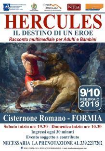 Hercules il destino di un eroe